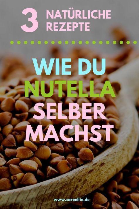 Nutella selber machen – 3 Rezepte & Alternativen