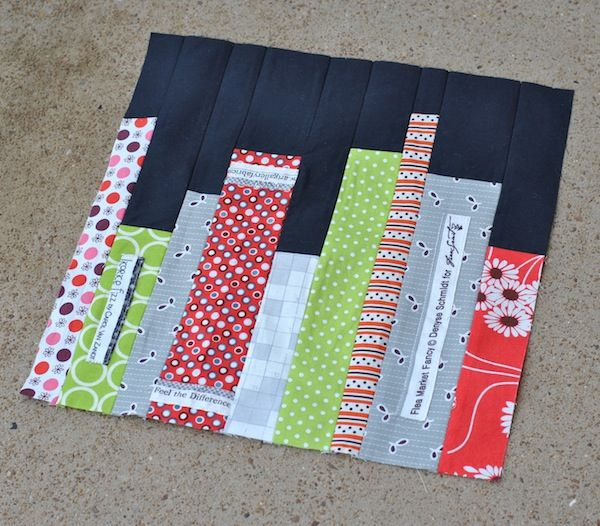 Make a Library Books Quilt Block for NaNoWriMo - Welcome to the Craftsy Blog!