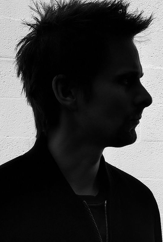 hyper-muse-music:Matt Bellamy - photographed by Danny Clinch (2015)