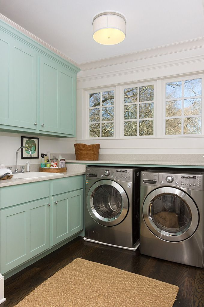 laundry room | Colordrunk Designs