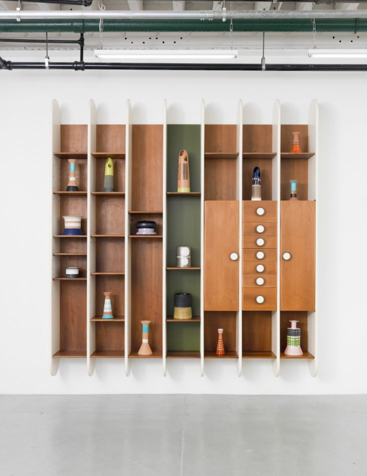"Exhibit: ""Ettore Sottsass: 1955-1969"" — SURFACE"