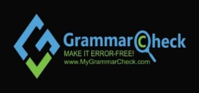 GrammarCheck tool helps you to #write #better and efficient by using the advanced technology for correcting #grammar #error, #spelling error, #proofreading and #plagiarism #check with high accuracy. Use most extensive online tool with plenty of features.  #Free #Grammar #English #corrector #sentences
