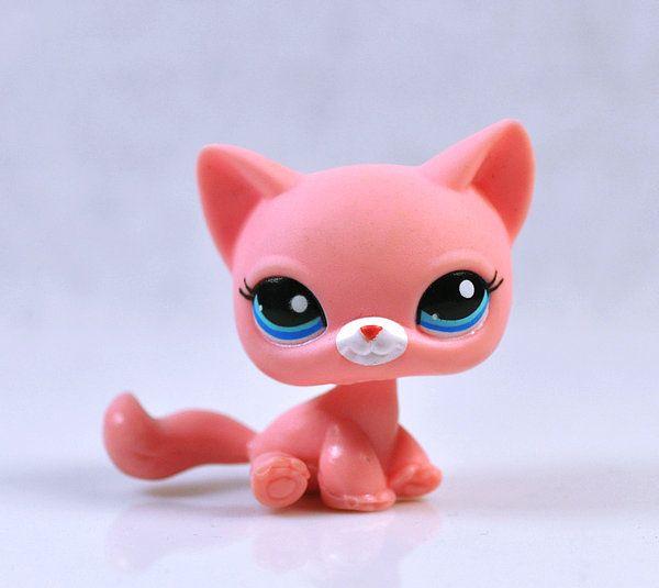 Littlest Pet Shop Tiny Cat