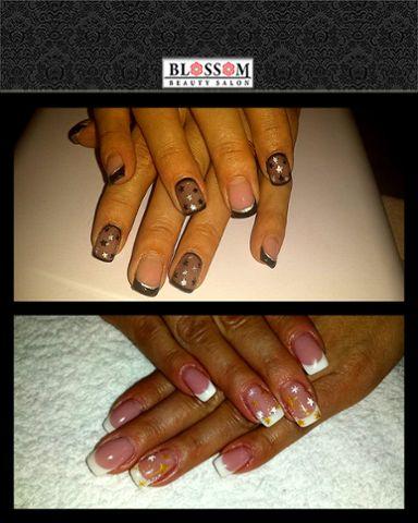 Star nails  Alegeti salonul nostru pentru modele de unghii variate si bine realizate. Stelutele colorate pot fi un model deosebit pentru acest sezon, fiind un print ideal pentru sarbatorile de iarna.  #special nails #christmasnails #starnails