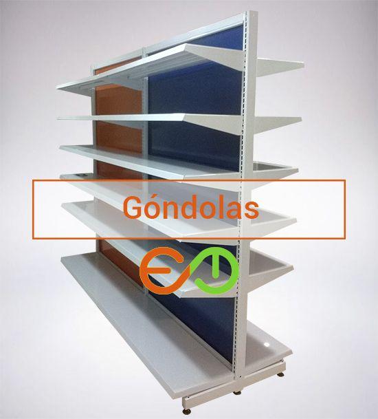Mejores 239 im genes de g ndolas para supermercados en - Estanterias metalicas modulares ...