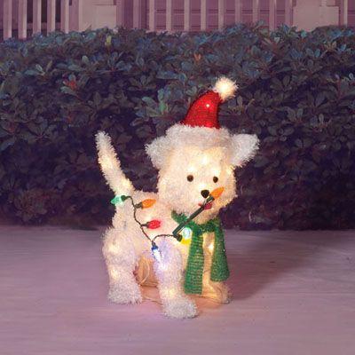 Peanuts Christmas Yard Art