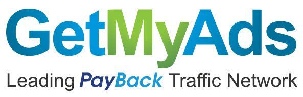 GetMyAds  Leading PayBack Traffic Network