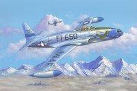Hobby boss 81725 F-80C SHOOTING STAR FIGHTER For Air Plastic Model Kits