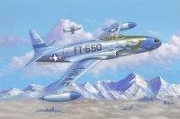 Hobby boss 81725 F-80C SHOOTING STAR FIGHTER For Air Plastic Model Kits