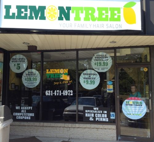 Lemon Tree Your Family Hair Salon franchise