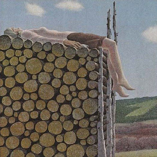 May, Alex Colville