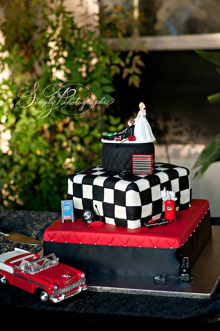 22 best Garage Shop Worthy Cakes images on Pinterest Garage
