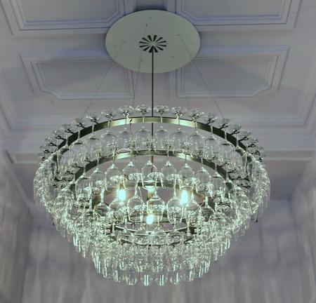1000 ideas about glas kronleuchter auf pinterest. Black Bedroom Furniture Sets. Home Design Ideas
