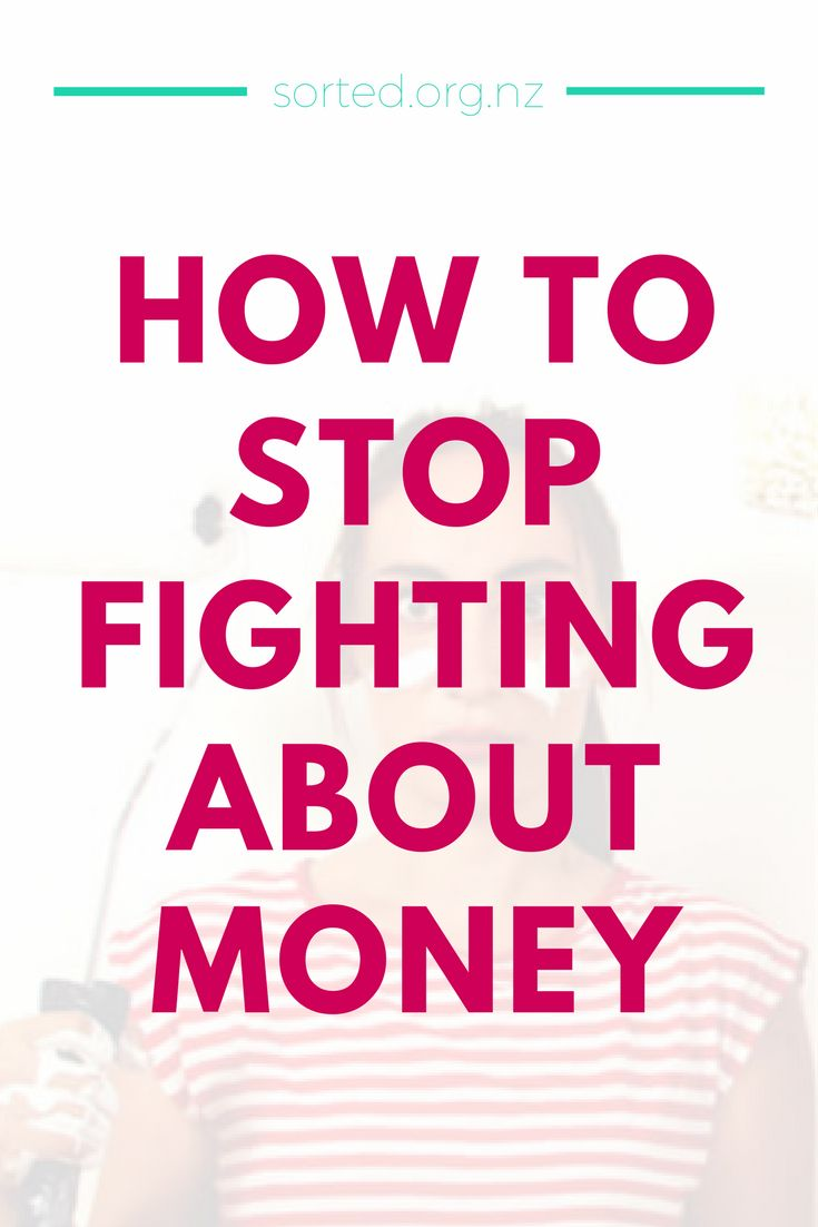 Money is a touchy topic for lots of couples - if you're frequently arguing about finances and budgeting, you're not alone! Here's how to stop fighting about money and find a balance
