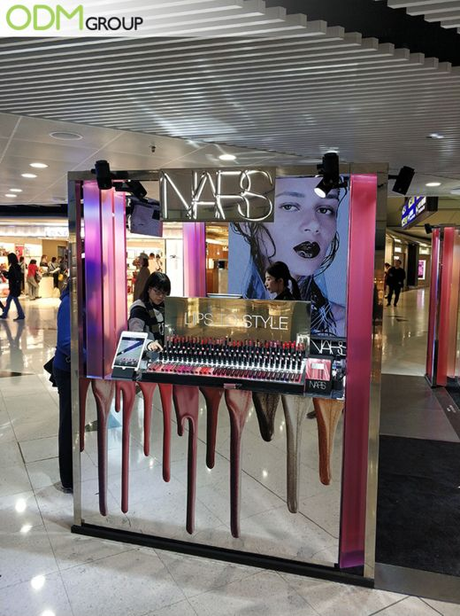 f7ea154ff Find out how you can make use of Interactive Technology Marketing in your  Cosmetic Display Counter to effectively market your products!