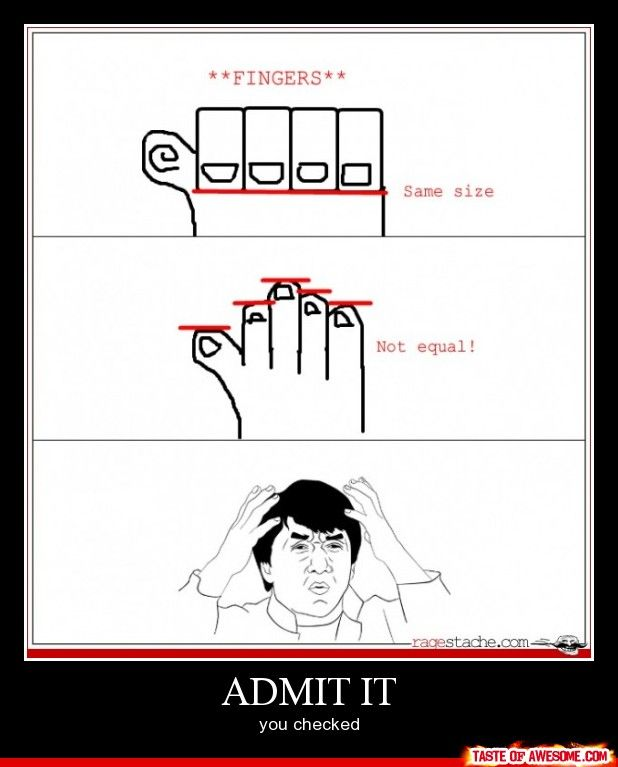 Admit It