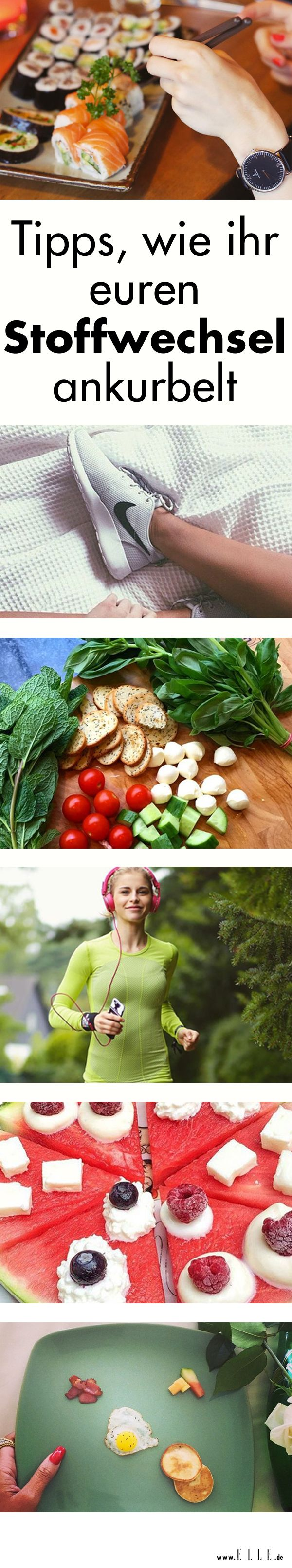 Kohlenhydratarme Diäten, hochintensives Training und Grüne Smoothies – all das bringt nichts auf dem Weg zum Traumgewicht, wenn der Stoffwechsel nicht mitspielt. Wie der Metabolismus auf Touren kommt, erfahrt ihr hier.