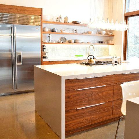 Semihandmade Ikea cabinet doors. Made in Seattle ...