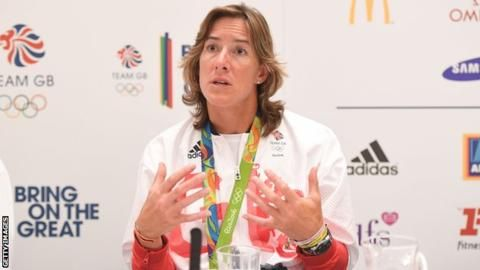 Katherine Grainger, British Olympic Rower, 5 time medallist.
