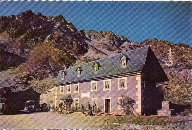 El Pallars - 5058 Puerto de la Bonaigua - Refugio de Nuestra Señora de las Ares