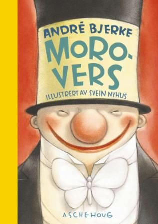 Bjerne sine moro-vers illustert av Svein Nyhus