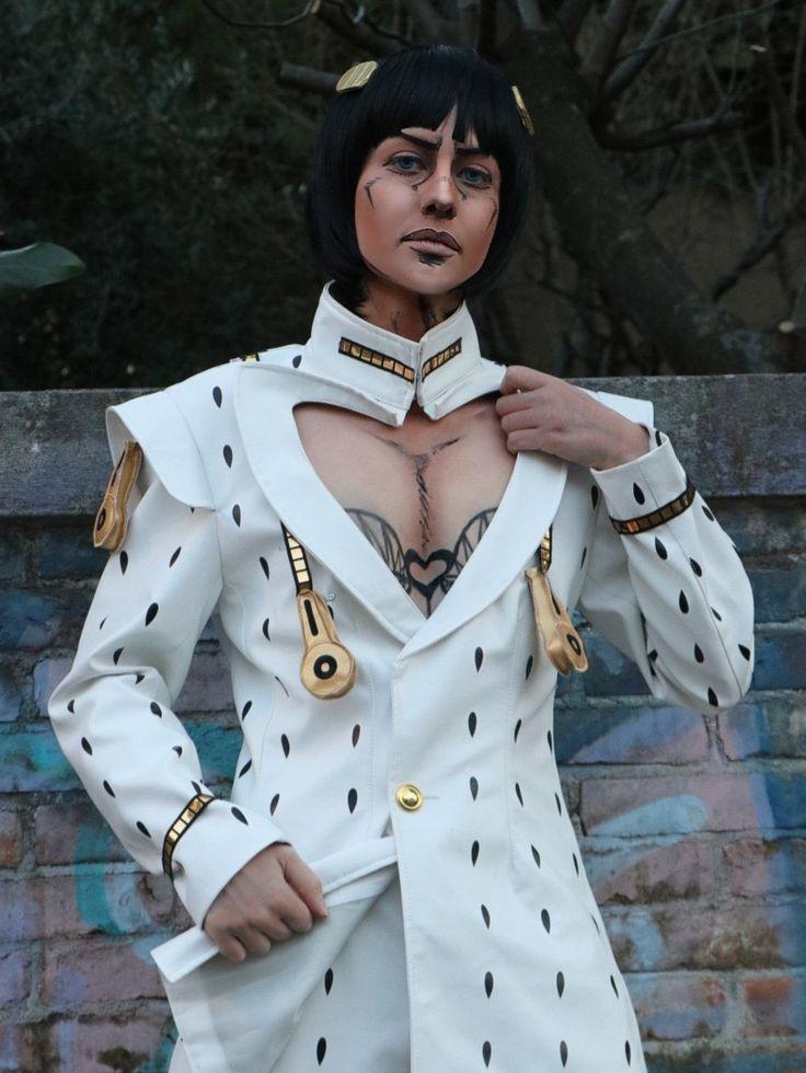 Pin by ᴛᴡɪx 𝟺ʟɪғᴇ on jojo cosplay | Cosplay, Jojo memes ...