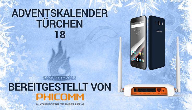 Phicomm FIR302B Router Gewinnspiel