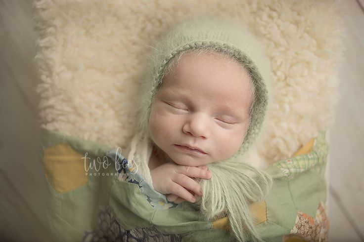 Two bees photography newborn baby boy newborn photo session vintage newborn set up newborn boy vintage quilt quilt layer