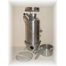 The Adventurer Outdoor Kettle With Full Kit Included made by The Ghillie Kettle Co in #Worcestershire - £76.95