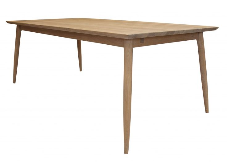 Moderne spisebord, dansk design samt produktion. Spisebordet fås i bøg, eg & laminat, i størrelse og farve efter kundeønske.