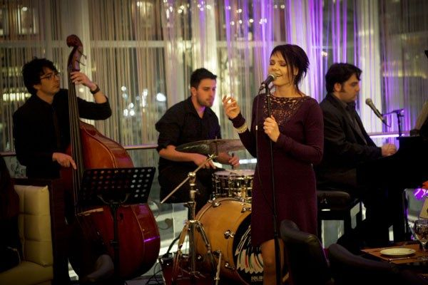Two Course Meal, Prosecco and Live Music for Two at Caffe Concerto Leicester Sq from Buyagift