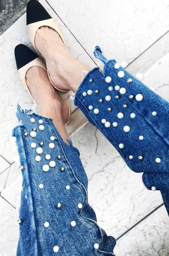 Our guide to the key denim trends of 2017, and the key jeans to buy this year.