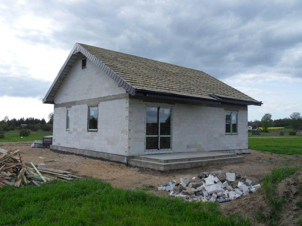 Projekt domu Zosia