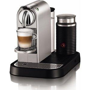 Nesspresso maker - so that I can make my own European style cappuccinos, with lotsa foam!!