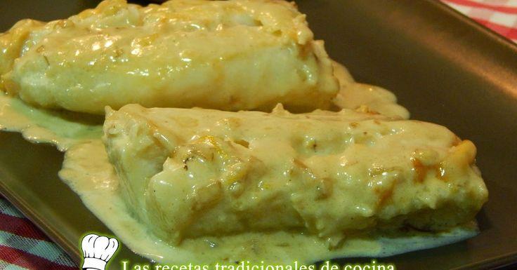 Este pescado es sin duda una delicia, tanto por su sabor como por su textura, una de las formas de elaborarlo para que resalte su sabor es sin duda esta receta fácil de bacalao en salsa de limón, o como se suele llamar a la crema, ya que te quedará un plato muy cremoso