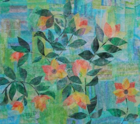 FLEURS DES CHAMPS by brigittedesart on Etsy, $1100.00: Fleurs Des, Fields