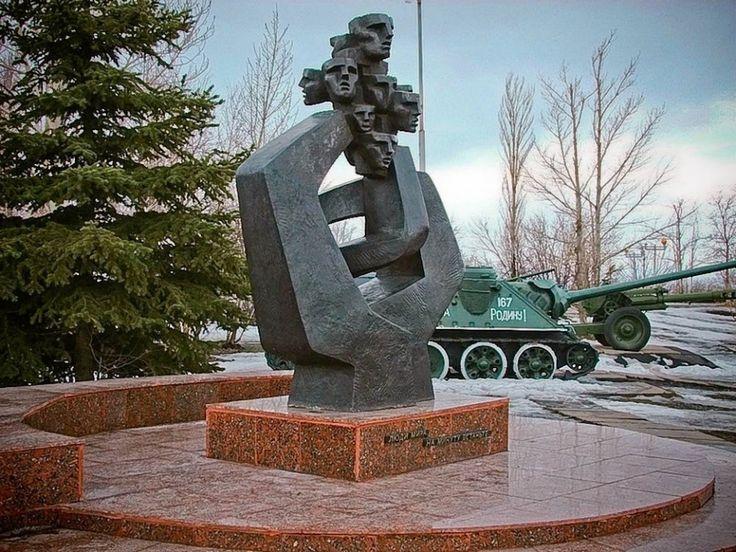 Соколовая гора (парк Победы)