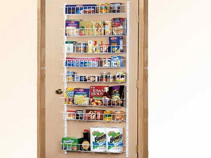 25 best over the door pantry organizer images on pinterest