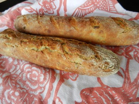 There is nothing to compare to the smell of freshly baked bread in the kitchen! My mother is a great source of wisdomin this field. Whenever she moved intoa new house,firstact in the kitchen w...