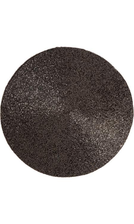 Kim Seybert Round Beaded Placemat | Home Decor | Pinterest