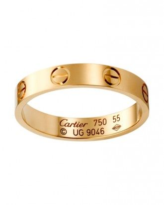 """See the """"Cartier"""" in our 12 Gold Wedding Bands for Women That We've Taken a Shine To gallery"""