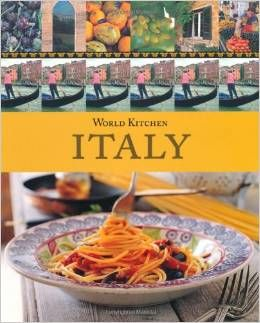 """""""World Kitchen Italy explores the ways in which geography, climate, culture and tradition have shaped one of the world's most popular cuisines. It takes a look at the behind-the-scenes world of growers, artisans, chefs and home cooks, whose passion for produce helps maintain and reinterpret the regional styles and flavours of Italy's rich and varied food. More than 100 recipes included $20"""