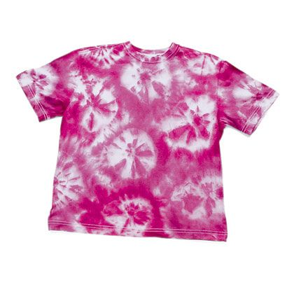 Knotted Tie-dye Technique | Crafts | Spoonful