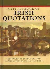 A Little Book Of Irish Quotations - Irish Humour - Humour - Books