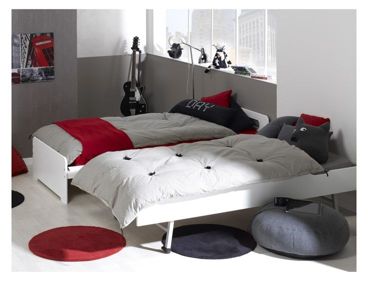 les 25 meilleures id es de la cat gorie lit gigogne enfant sur pinterest lit enfant avec. Black Bedroom Furniture Sets. Home Design Ideas