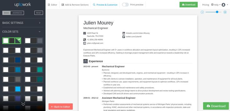 best online resume builders reviewed builder