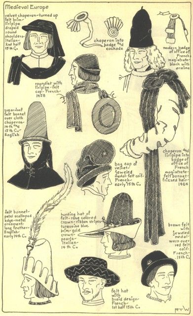 Village Hat Shop Gallery :: Chapter 7 - Medieval or Gothic Europe :: 54_G