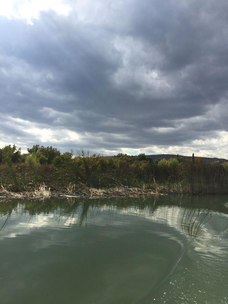 Río Conchos, La Boquilla, Chihuahua.