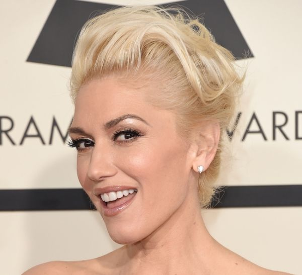 Celebrity Get The Look: Gwen Stefani at the 2015 Grammy Awards ...