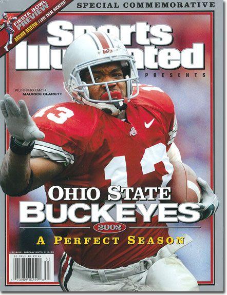 Ohio State Buckeyes - 2002 Season: 13-0 (8-0, Big Ten)